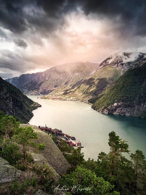 Storfjorden - Eitrheim (Norway)