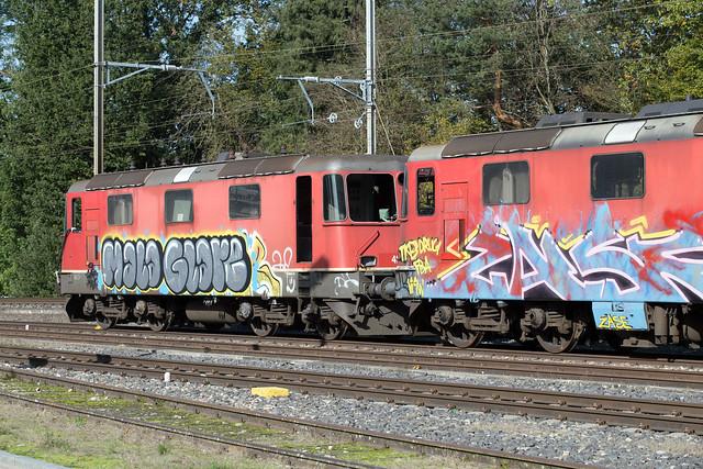 SBB Re 4/4 420 231 Kaiseraugst