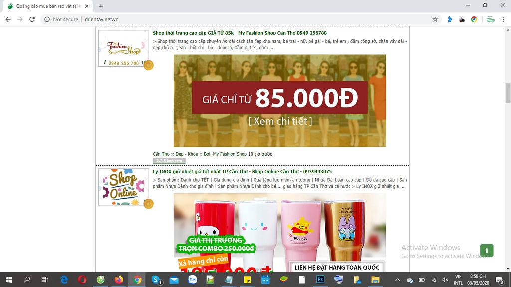 Trang quảng cáo miền Tây ĐBSCL www.MienTay.net.vn