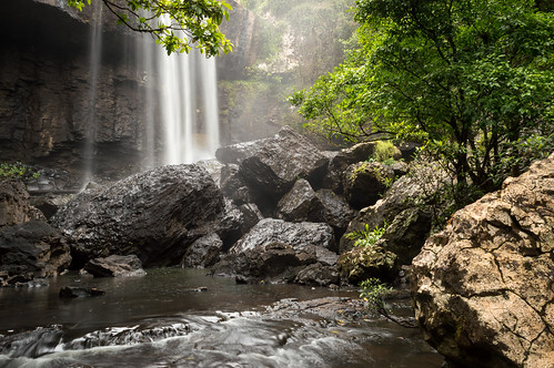 waterfall australia landscape queensland cairns explore travel hike nature tcphotography