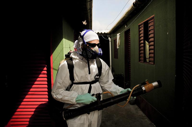 Paranoá recebe mutirão de combate ao Aedes aegypti