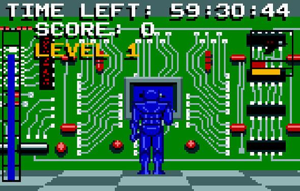electro cop