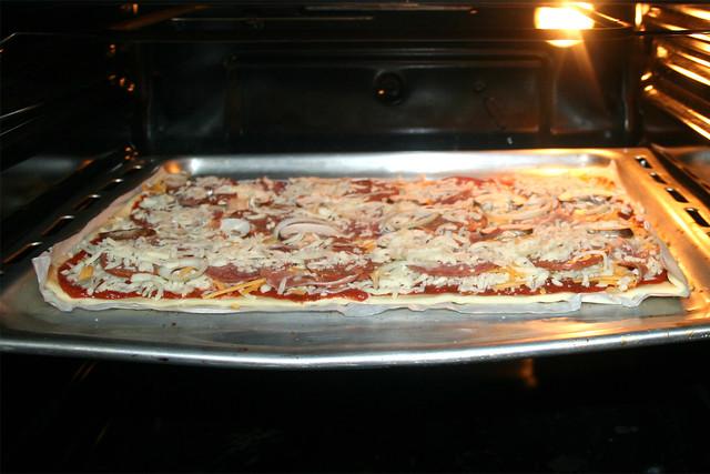 06 - Im Ofen backen / Bake in oven