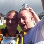 Richard Taylor & Jerry O'Driscoll (Fraser Newlands)