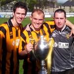 Richard Stainer, Richard Taylor & Richard Bowman (Fraser Newlands)