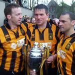 Dave McGinlay, Martin Stewart & Marco De Barros (Fraser Newlands)