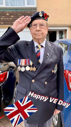 How I Celebrated VE Day in Brentwood Essex  49870985913_8be44d0cc1