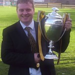 Andy Troup with trophy (Fraser Newlands)