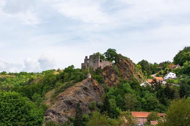 Burgruine Falkenstein / Falkenstein castle ruin