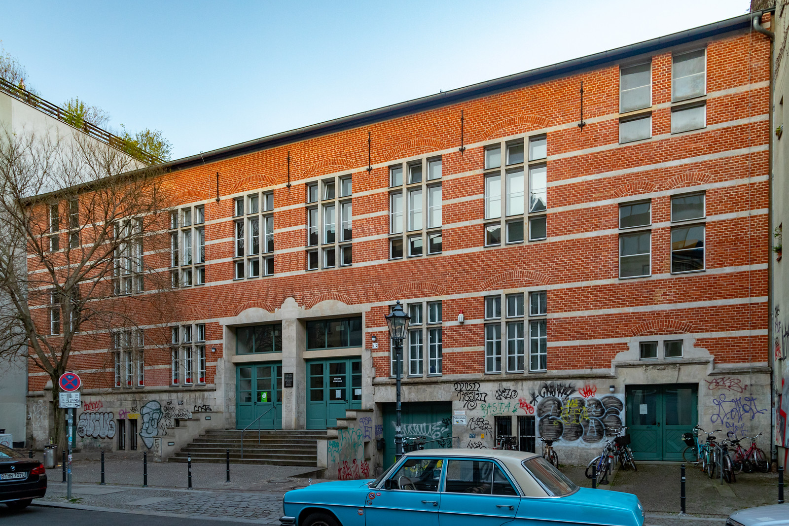 Die Franz-Mett-Sporthalle