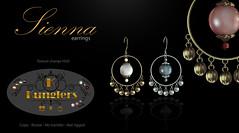 KUNGLERS - Sienna earrings vendor
