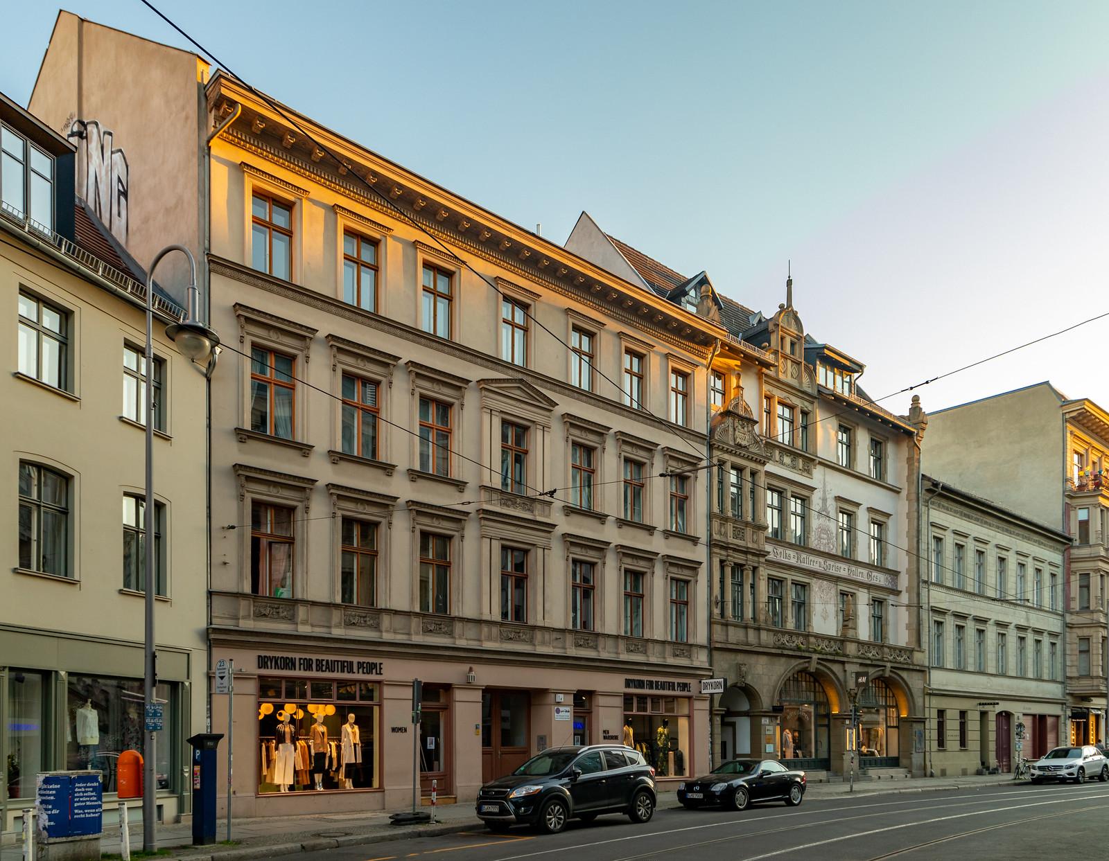 Neue Schönhauser Straße