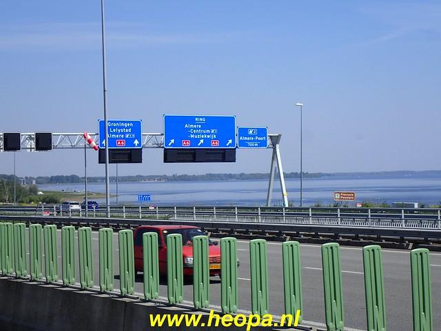 2020-05-07 Pioniers pad  Muiden - Almere (93)