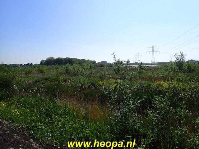 2020-05-07 Pioniers pad  Muiden - Almere (2)