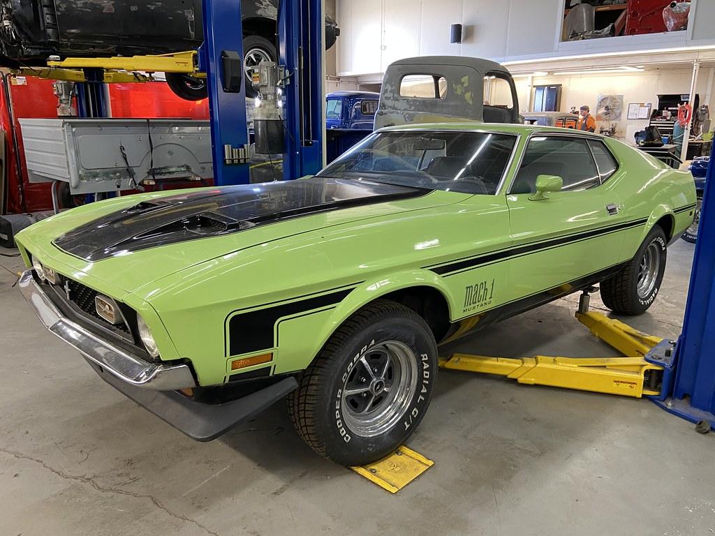1972 Mach 1