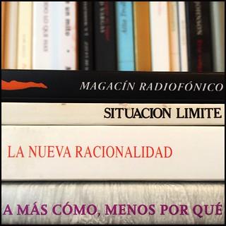 Magacín radiofónico en estado de alarma 8.5.20 #yomequedoencasa #frenarlacurva #haikusdestanteria #quedateencasa