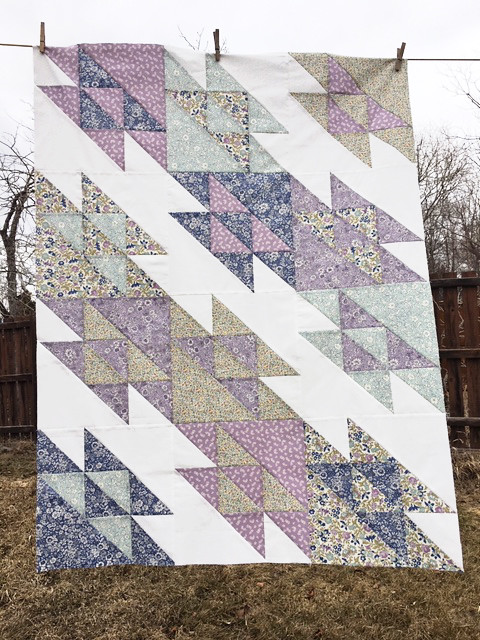 Heather's Georgie Quilt