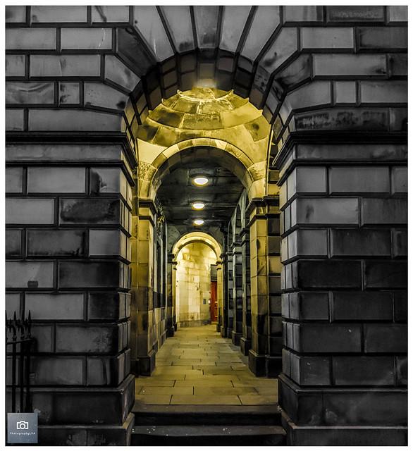 Edinburgh, Parlement Square