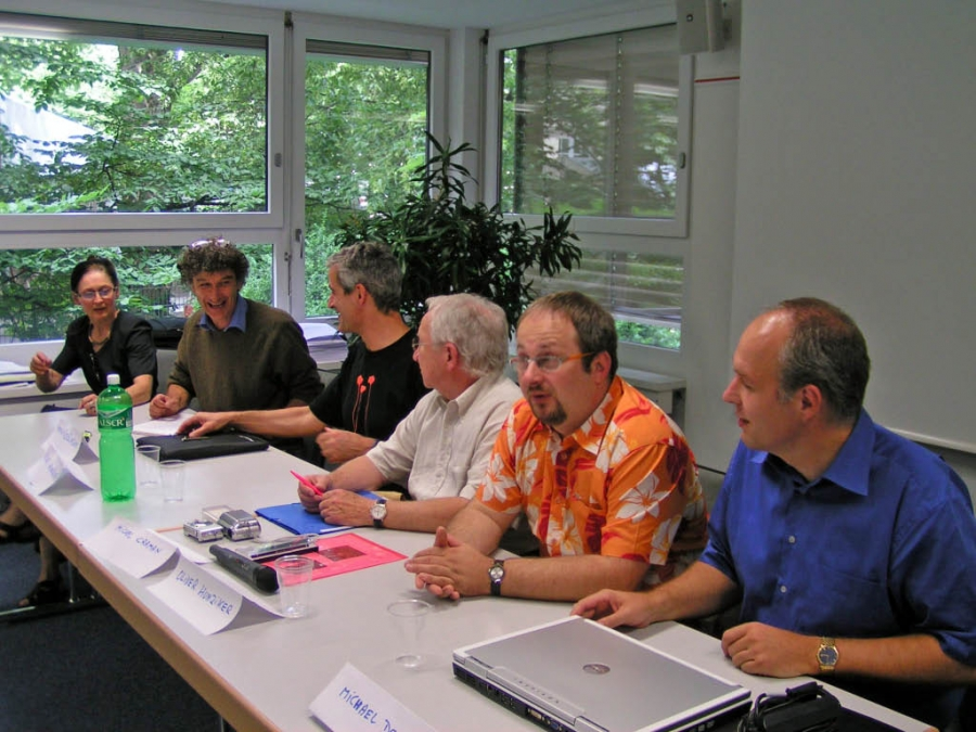 2012 Medienkonferenz
