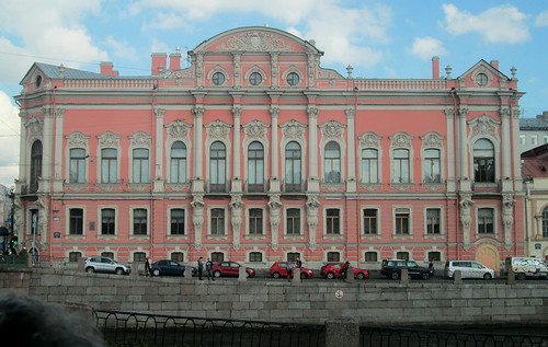 Palace, St Petersburg