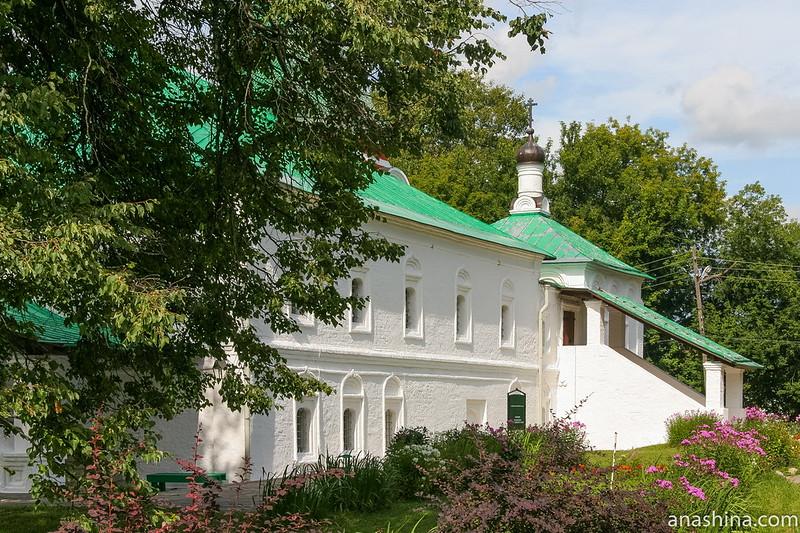 Государев двор, Александровский кремль, Свято-Успенский женский монастырь, Александров
