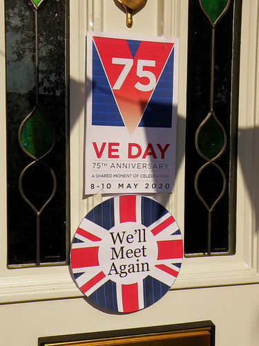 How I Celebrated VE Day in Brentwood Essex  49871857837_71948cfab8