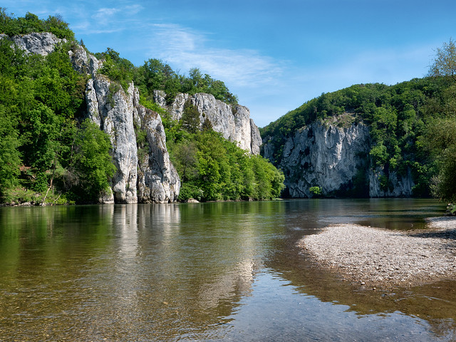 Danube Gorge / Donaudurchbruch