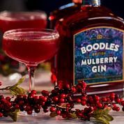 Boodles gin for Churchill
