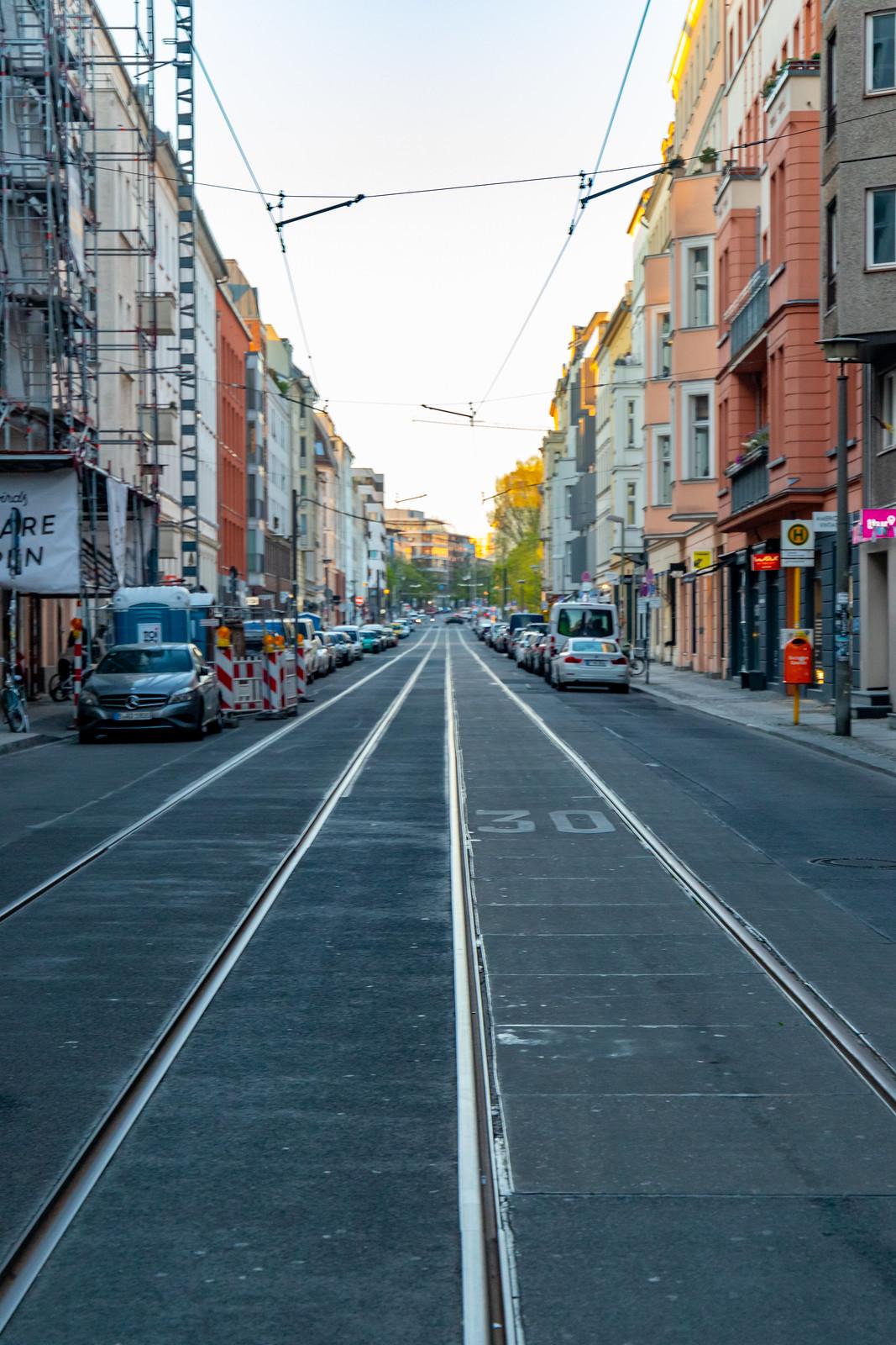 Die Alte Schönhauser Straße