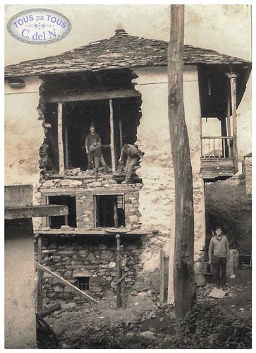 Albañiles en Besullo (2)