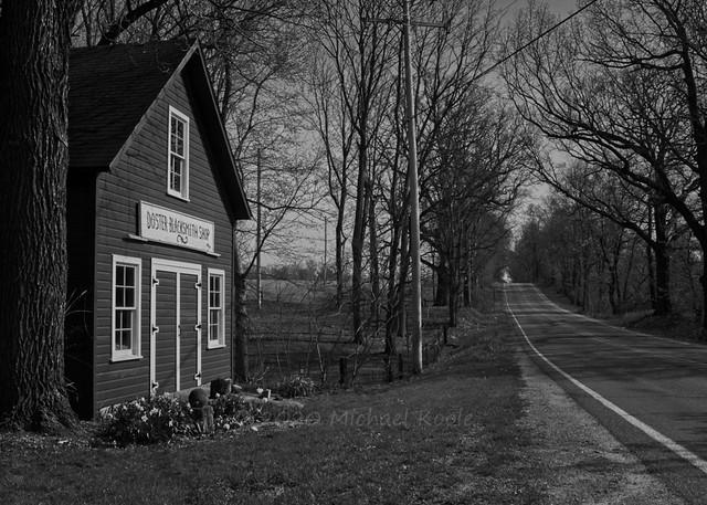 Doster Blacksmith Shop