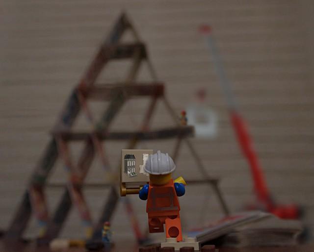 Construcción de juguete