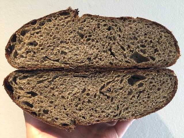 Scalded Matcha Buckwheat