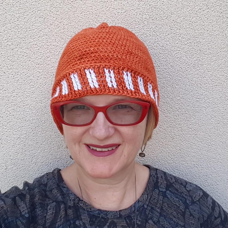 Braddon hat by Addydae designs