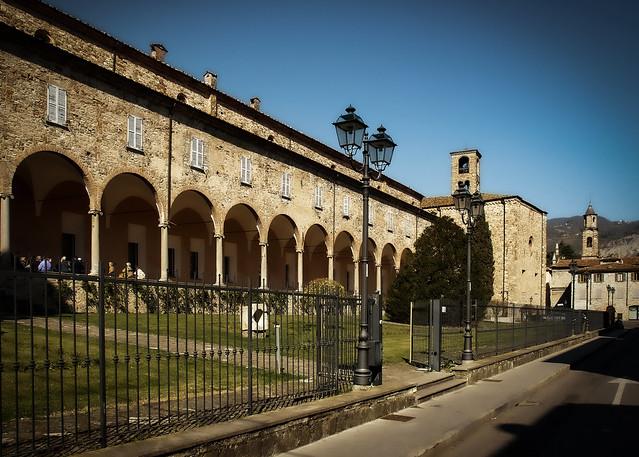Bobbio, San Colombano