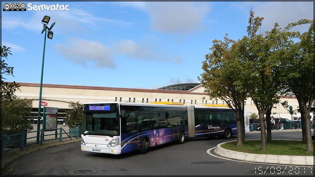 Irisbus Citélis  18 – Disneyland Paris n°69