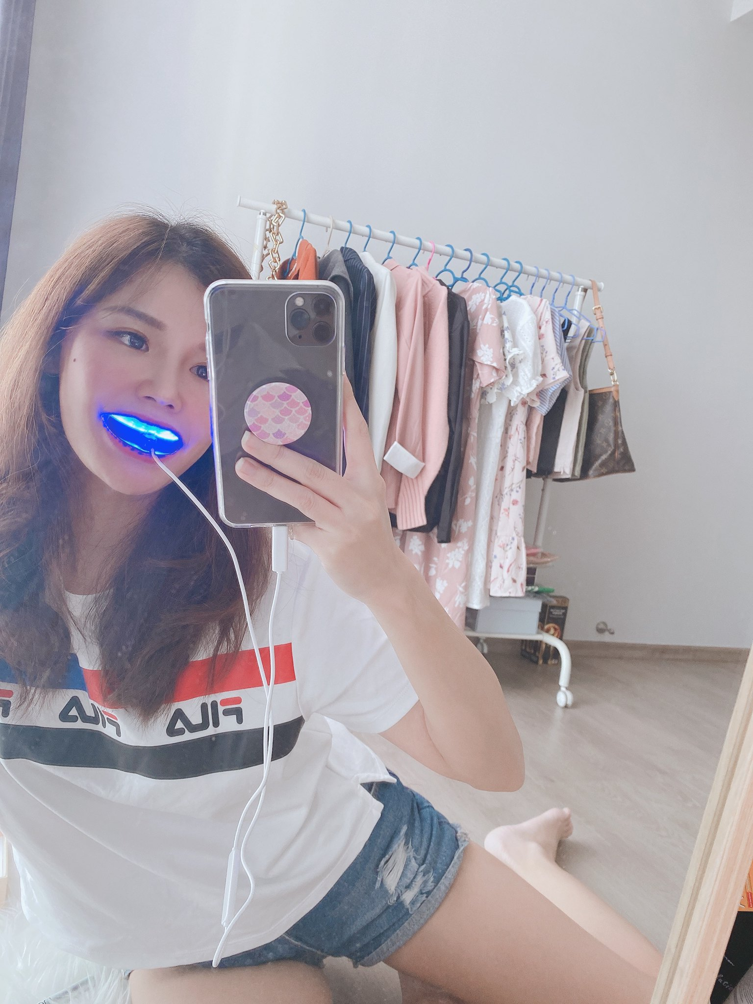 teeth whitening kit
