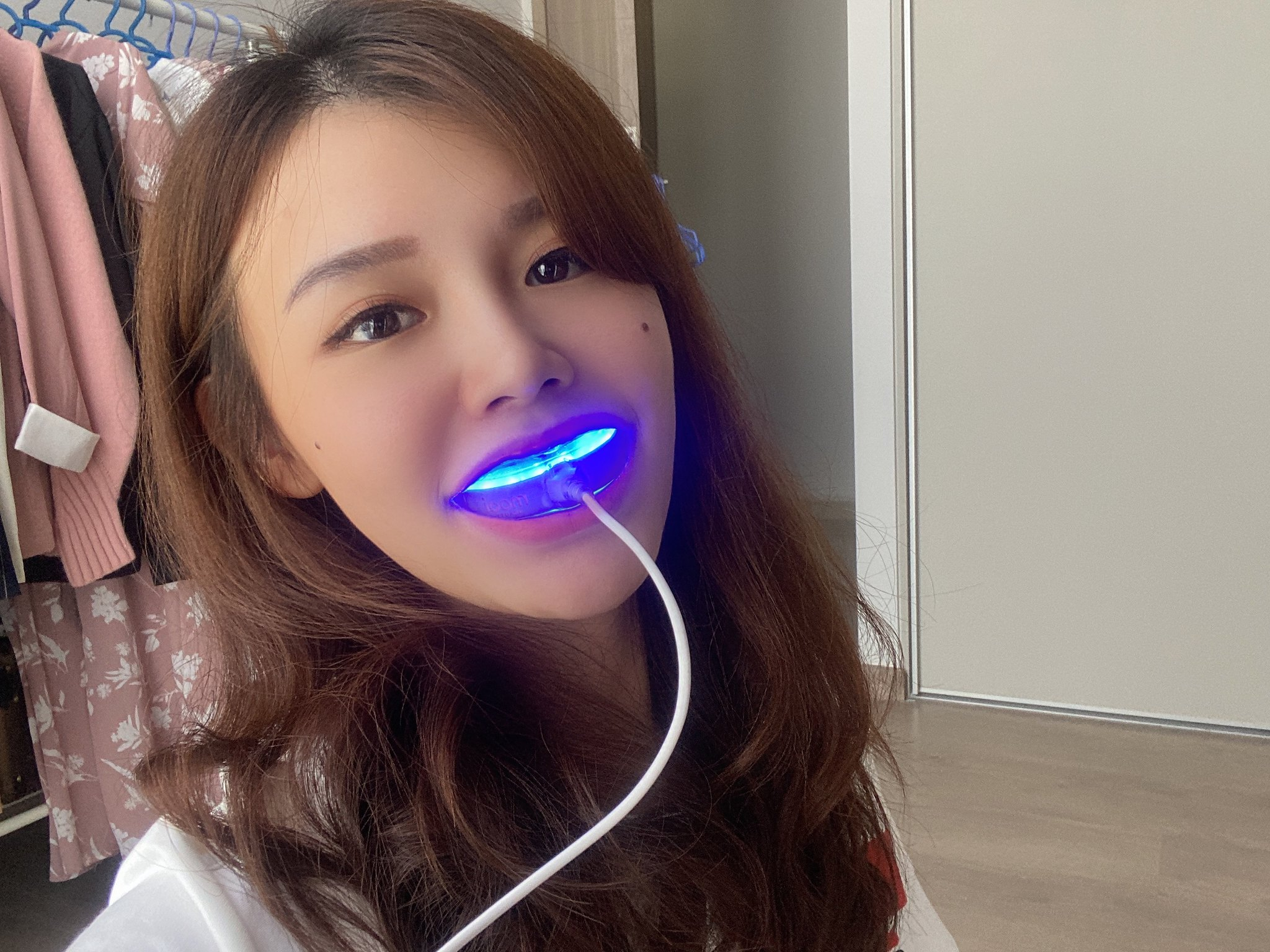 mooi beauty teeth whitening