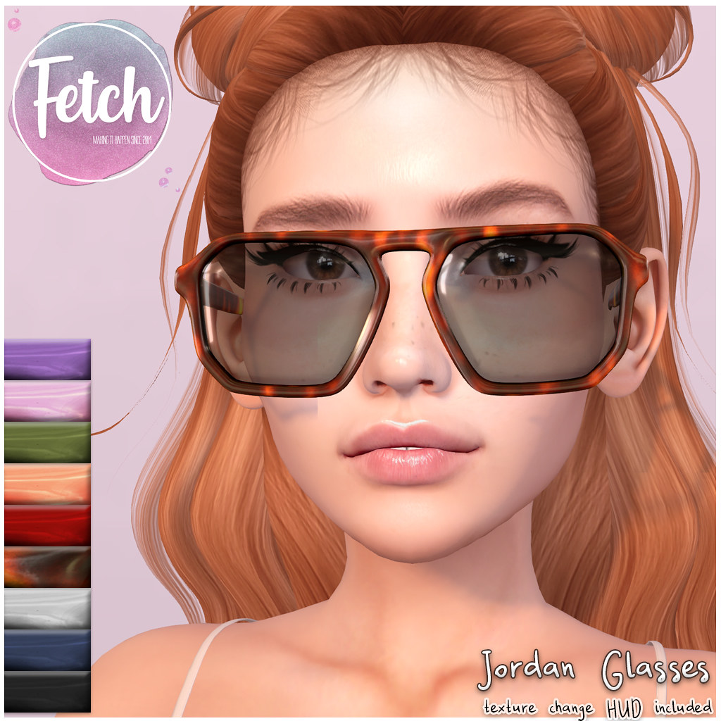 [Fetch] Jordan Glasses @ Saturday Sale!