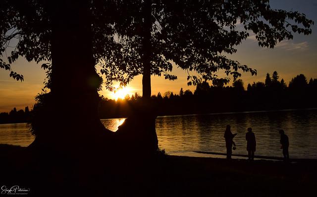 Derby Reach Regional Park Sunset