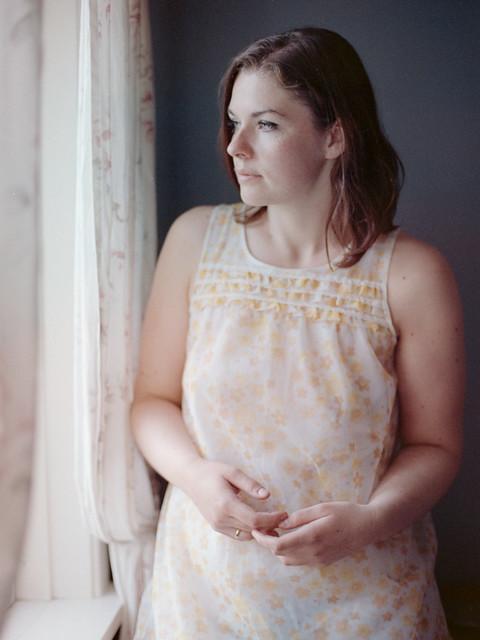 By the window - Kodak Ektar