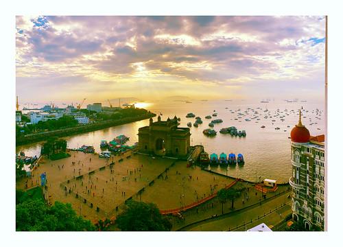 india mumbai bombay travel tourism taj tata