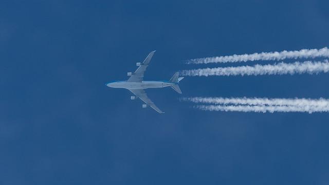 KLM PH-CKB 747-406F(ER) Clitheroe 09.05.2020-2