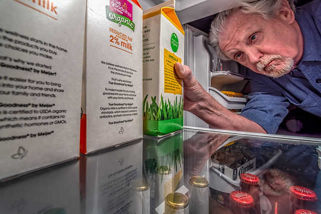 What's In The Fridge?