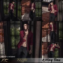 .Killing Time. \ The Men & Women Jail Event //