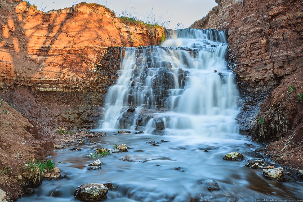 Токмаклинский водопад