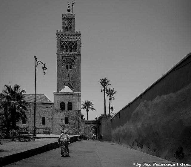 Minaret...