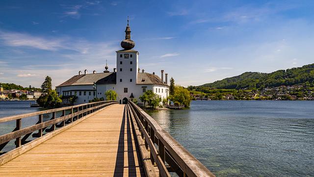 The Seeschloss Ort in Gmunden