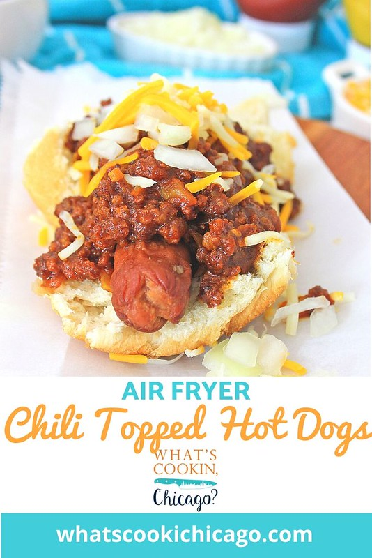 AF Chili Topped Hot Dogs 1