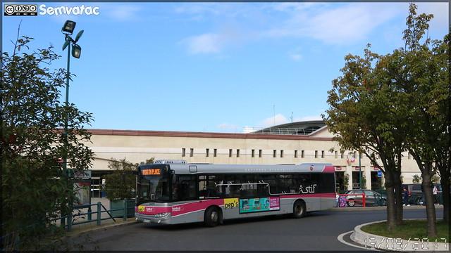 Solaris Urbino 12 – Transdev AMV (Autocars de Marne-la-Vallée) / STIF (Syndicat des Transports d'Île-de-France) – Pep's n°94570